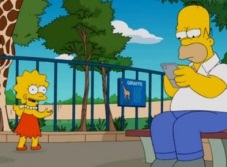 Pokémon Go tendrá su episodio en Los Simpson