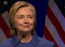 VIDEO: Hillary Clinton: El rostro de la derrota
