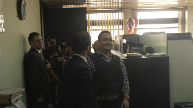 Javier Duarte pierde recurso legal; no librará cárcel