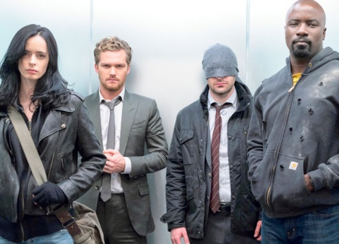 "Netflix estrena hoy ""The Defenders"""