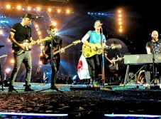 "Coldplay compone canción ""Houston"" en honor a afectados"