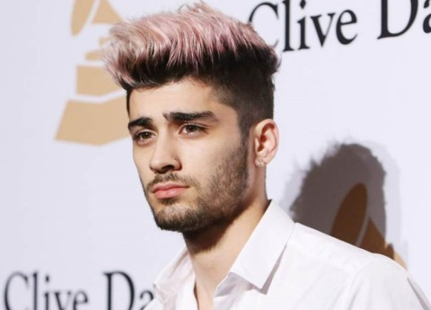 Zayn Malik cambia de look para el video