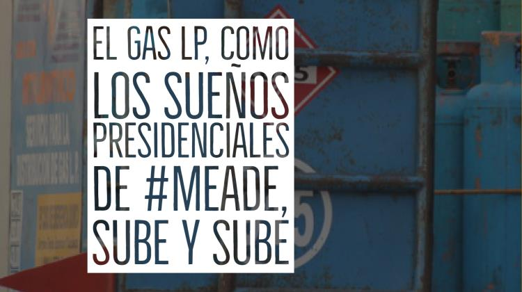 No huele a gas. Los destapes no interesan