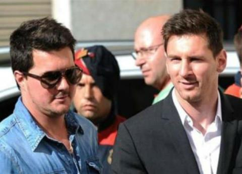 Dictan prision preventiva contra hermano de Messi