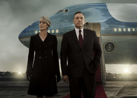 "Netflix confirmó el final de ""House of Cards"" sin Spacey"