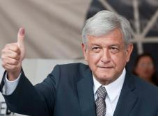 AMLO le da like al video de La niña bien