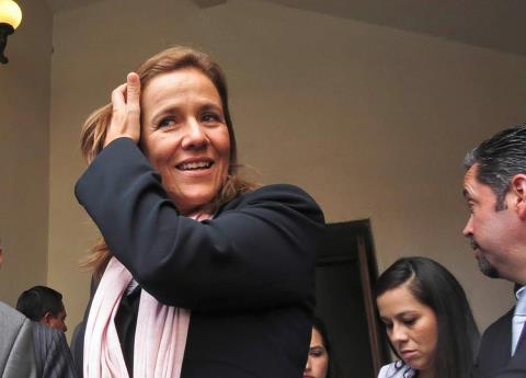 House of Cards manda mensaje a Margarita Zavala