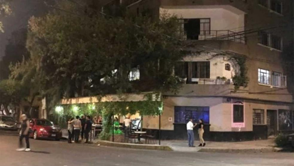 Asaltan otro restaurante en la Narvarte (VIDEO)