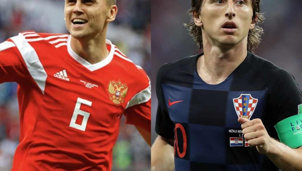 Rusia vs Croacia EN VIVO Cuartos de Final Rusia 2018