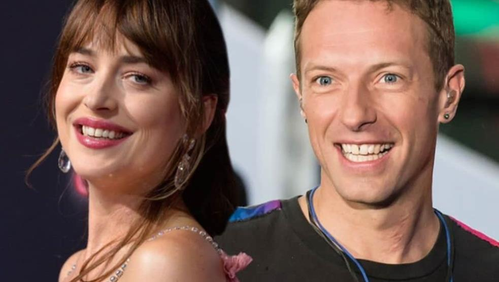 Dakota Johnson desmiente estar esperando un hijo de Chris Martin