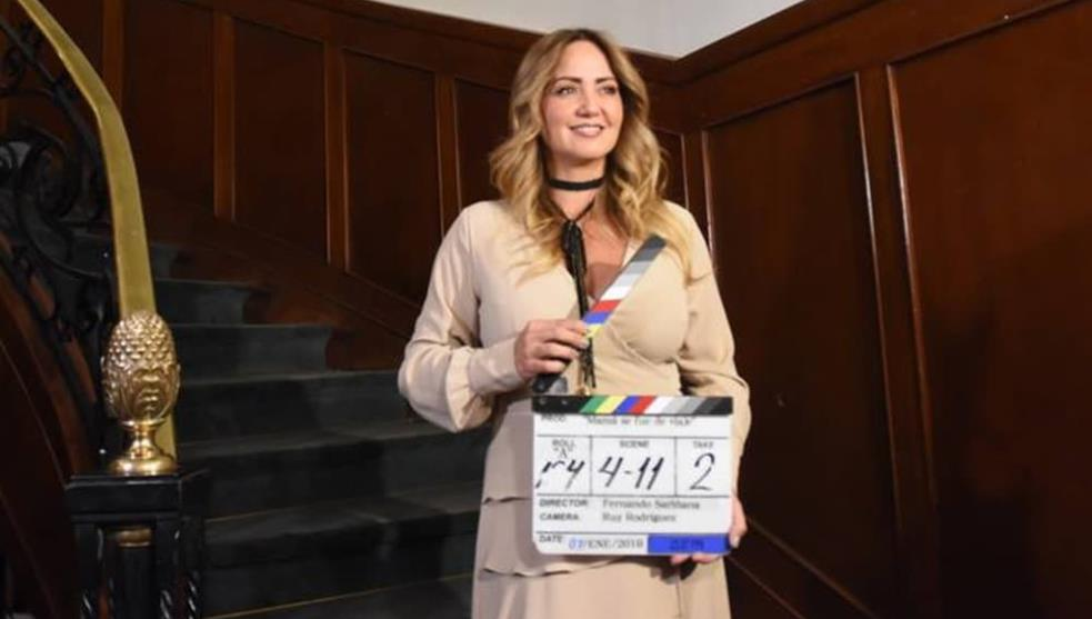 "¿Andrea Legarreta se va de ""Hoy""? La conductora participará en este proyecto de cine"