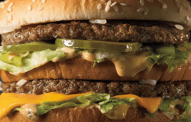 Burger King se burla de McDonalds y de su Big Mac