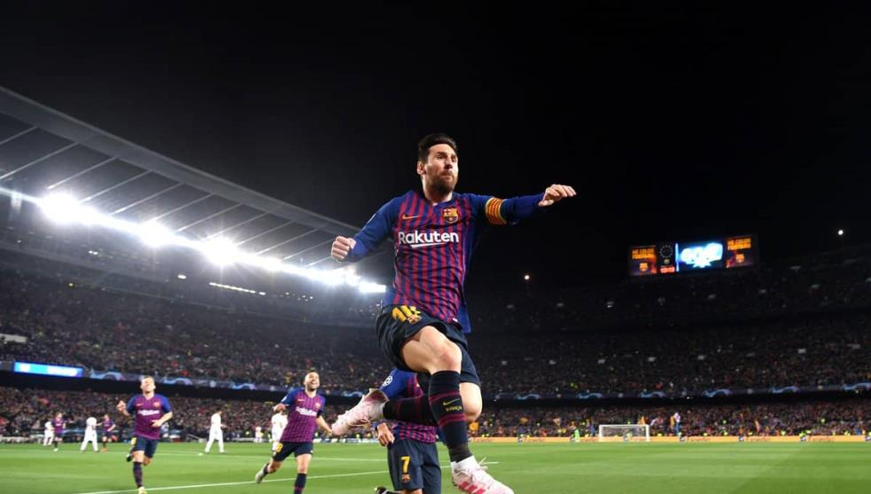 El doblete y GOLAZO de Messi en Champions League (VIDEO)