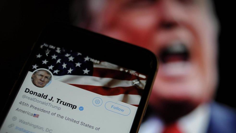 Así quitará Twitter relevancia a posteos de Donald Trump