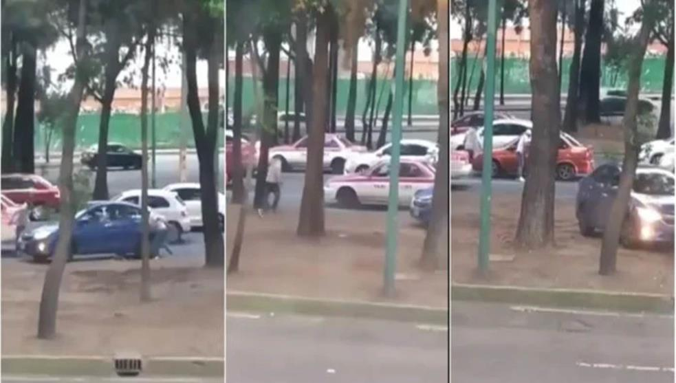 Captan intento de asalto en Canal de Churubusco (VIDEO)