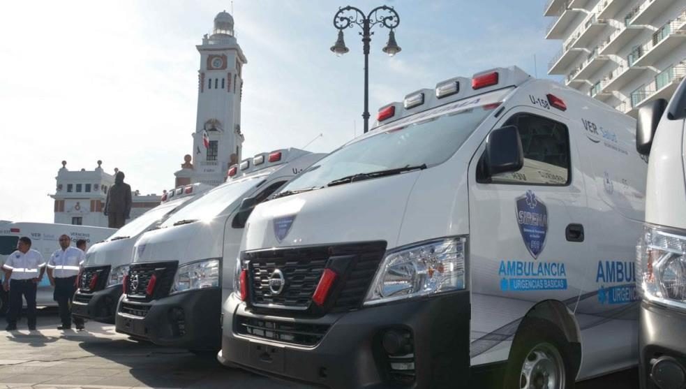 Seguro Popular quita ambulancias a ayuntamientos