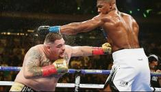 Andy Ruiz Jr. dará la revancha a Anthony Joshua en Arabia Saudita