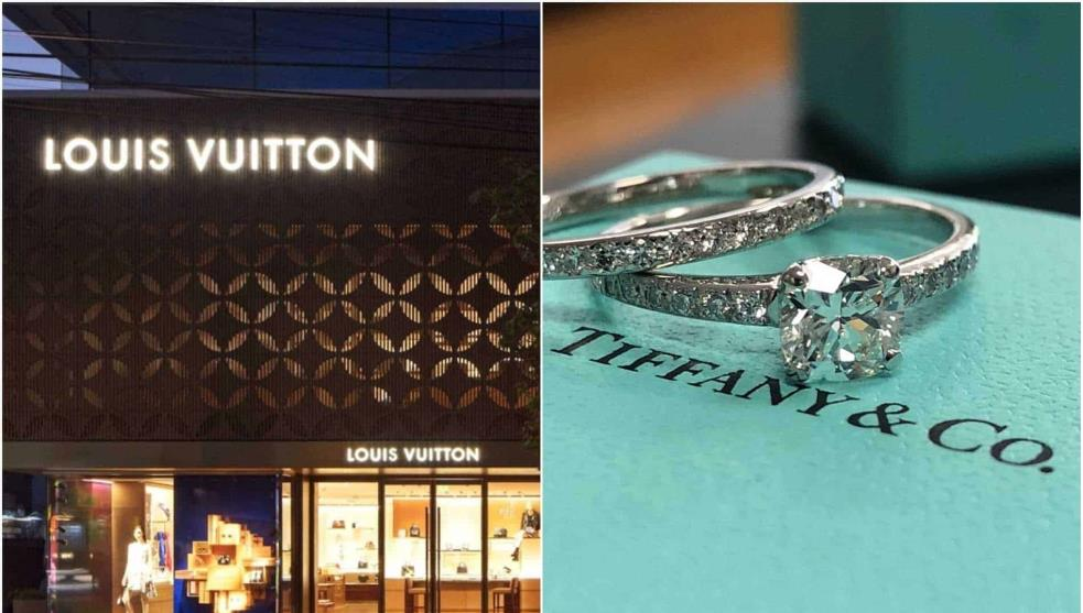 Louis Vuitton se hace de Tiffany y concentra sector de lujo