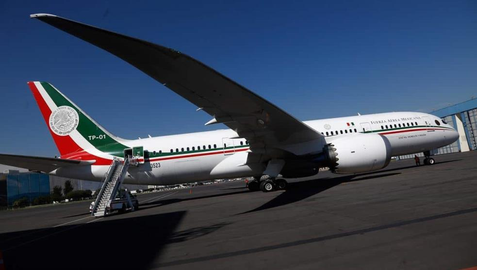 Mexican presidential plane raffle to offer cash prizes, not the jet itself