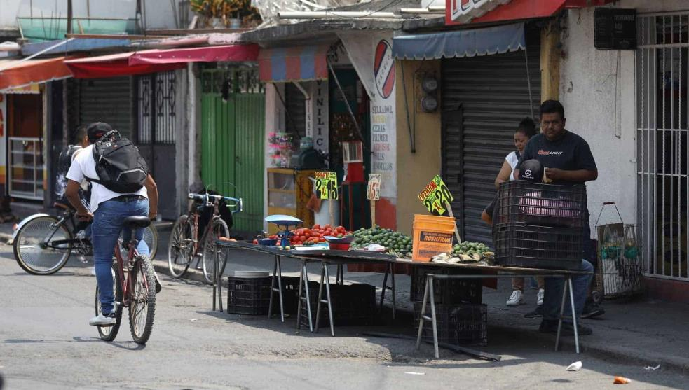 Mexico City periphery, where quarantine is not an option