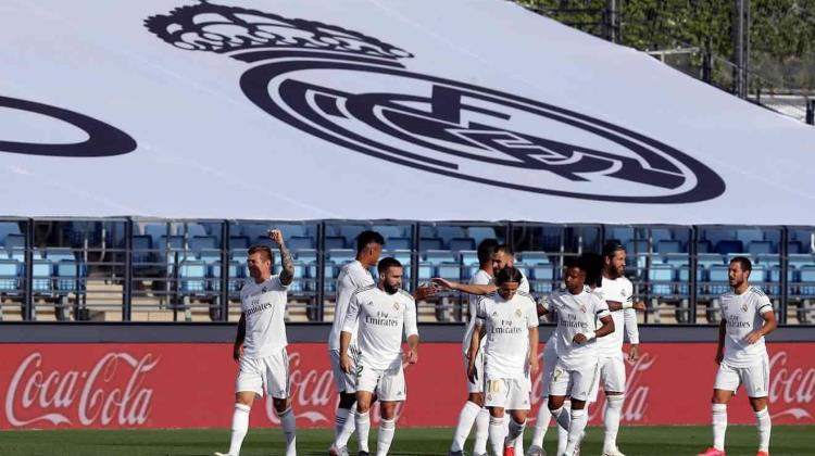 Real Madrid regresa con victoria contra el Eibar