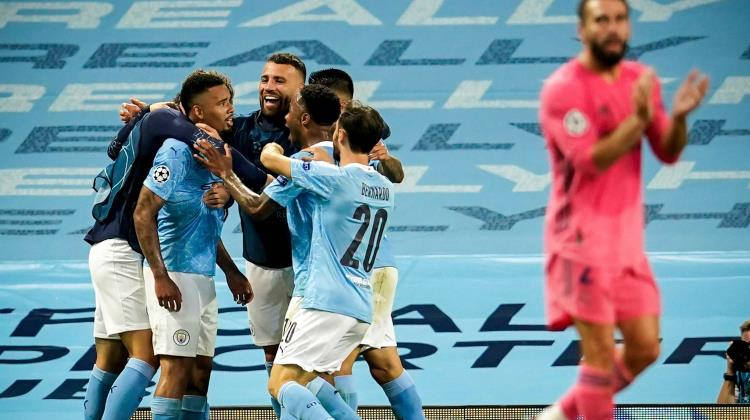 Manchester City humilla y elimina al Real Madrid de Champions League