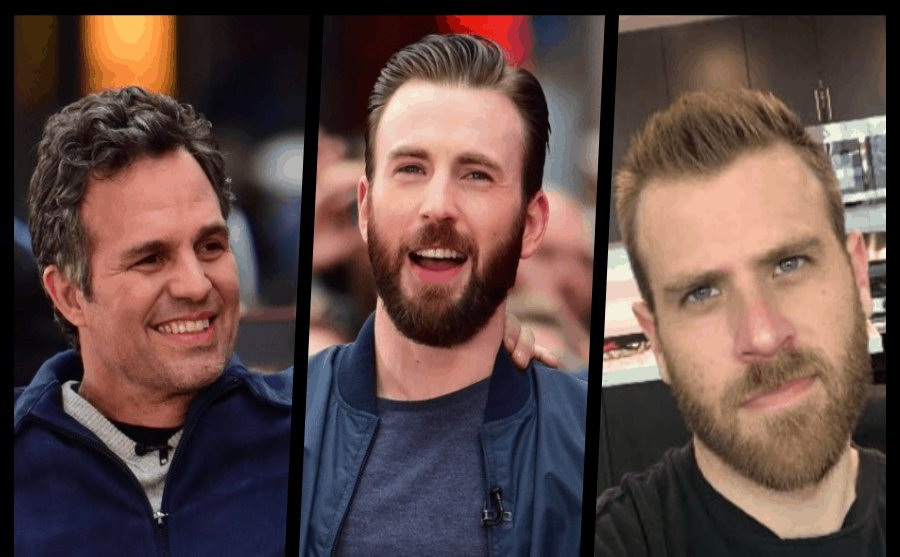 "Mark Ruffalo y Scott Evans bromean sobre el ""pack"" de Chris Evans"