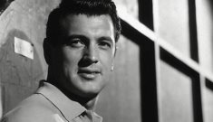 35 años sin Rock Hudson, primer actor de Hollywood víctima de sida