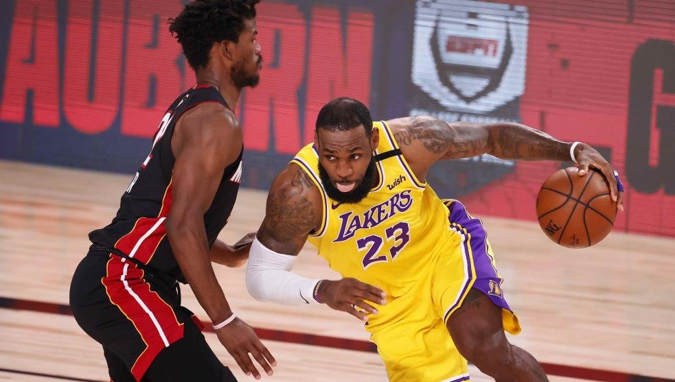 Lakers vs Heat: Horario y Dónde ver EN VIVO Finales NBA