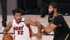 NBA: Miami Heat gana ante Lakers y lleva la final a un sexto partido