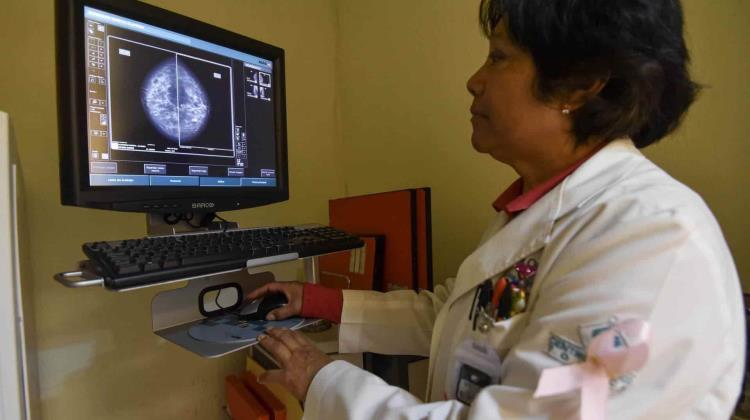 Pandemic pauses mammograms and pap smears