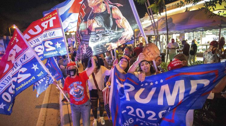 Latinos in the 2020 American presidential election