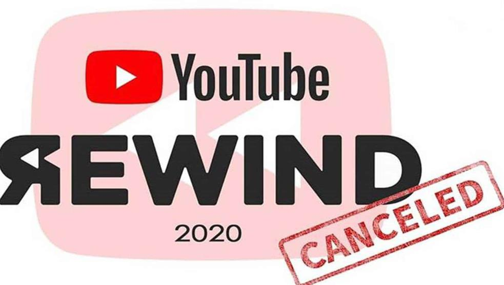 El fin de una era, cancelan el YouTube Rewind 2020