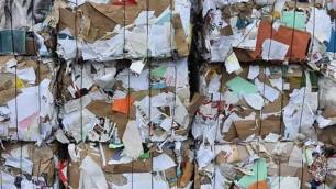 In Mexico, 90% of raw material comes from recycled paper and cardboard