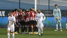 Athletic elimina al Real Madrid y está en la final de la Supercopa