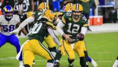 NFL: Green Bay a la final de Conferencia Nacional tras vencer a Rams
