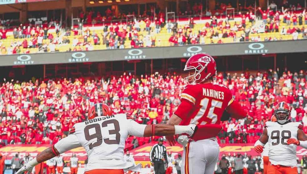 NFL: Chiefs a la final de la Conferencia Americana al vencer a Browns