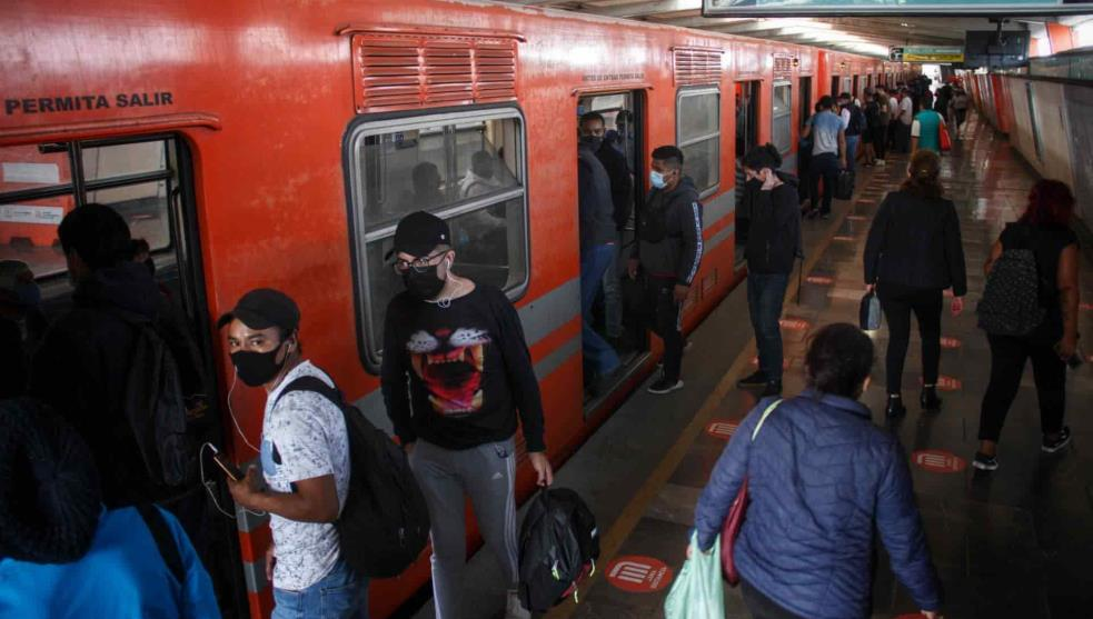 The power and light of Metros Line 1 were restored after arson