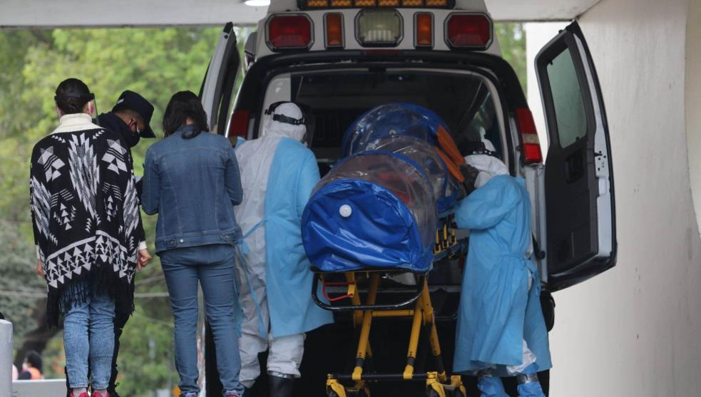 Influenza and pneumonia, other diseases that also killed Mexicans
