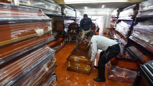 Coffin crisis looming, will end in March: manufacturers