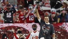 Tom Brady y Tampa Bay campeones del Super Bowl al vencer a Chiefs