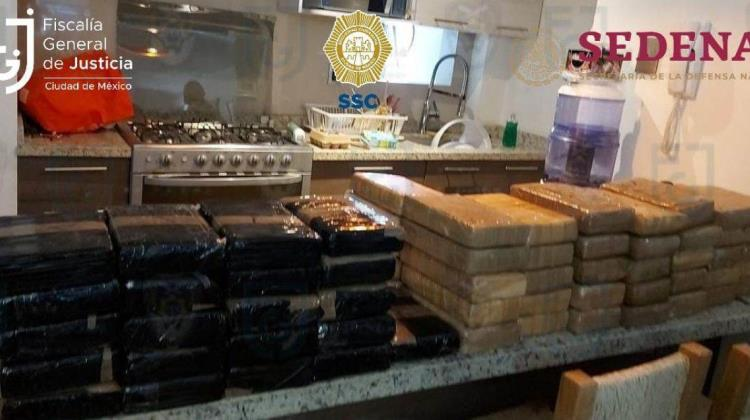 Cocaine seizures in three weeks total more than 2 tons