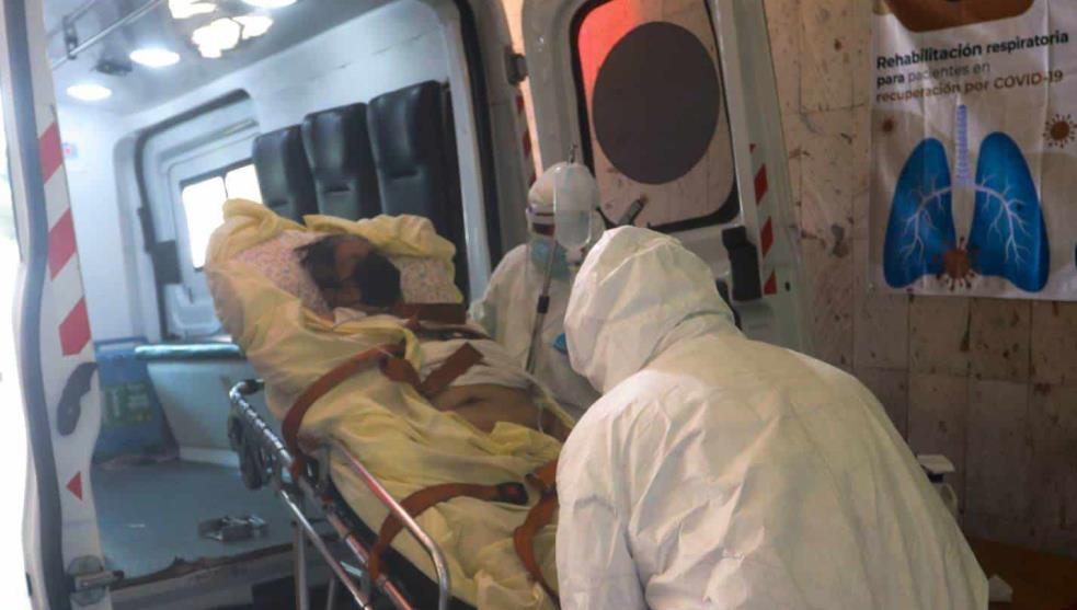 A year into the pandemic, Mexico reaches two million infections