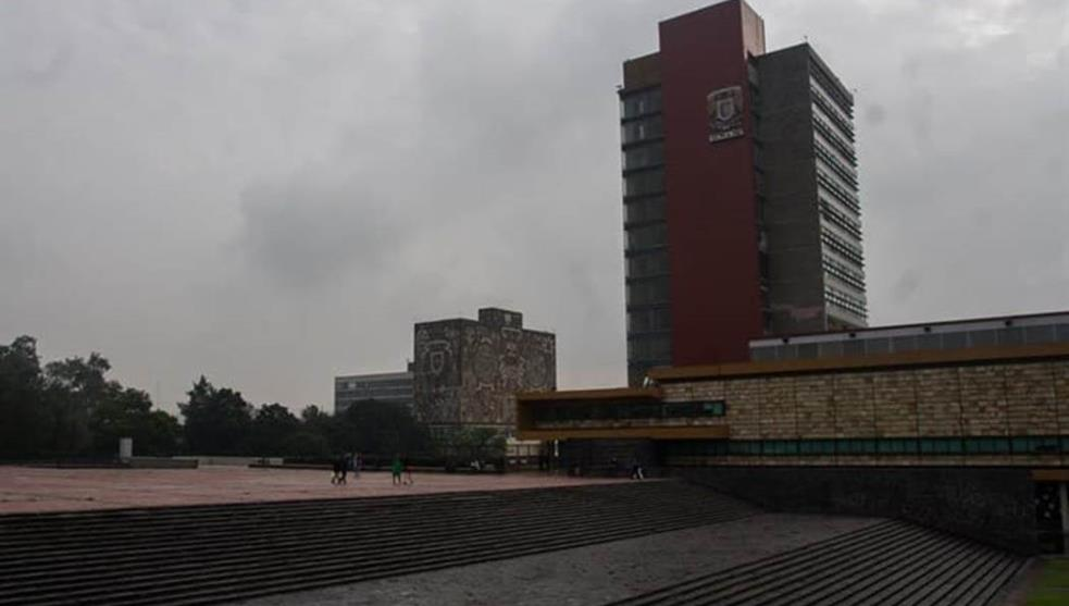 UNAM teachers report lag in contracts and lack of payment