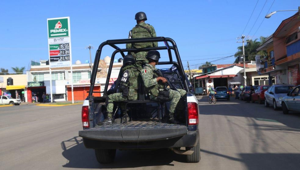 At least 22 criminal groups dispute Mexico City