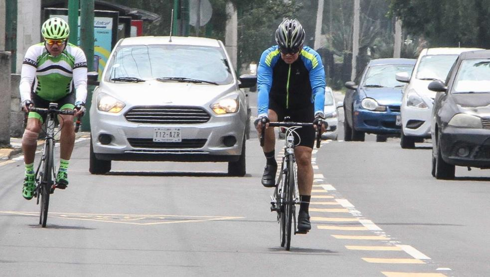 Jail time for people occupy bicycle lanes